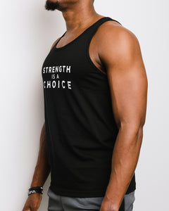 Strength is a Choice Muscle Tee