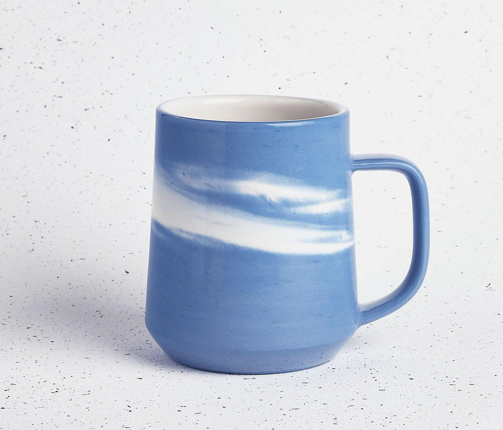 Cornflower Mug by Clay Factor