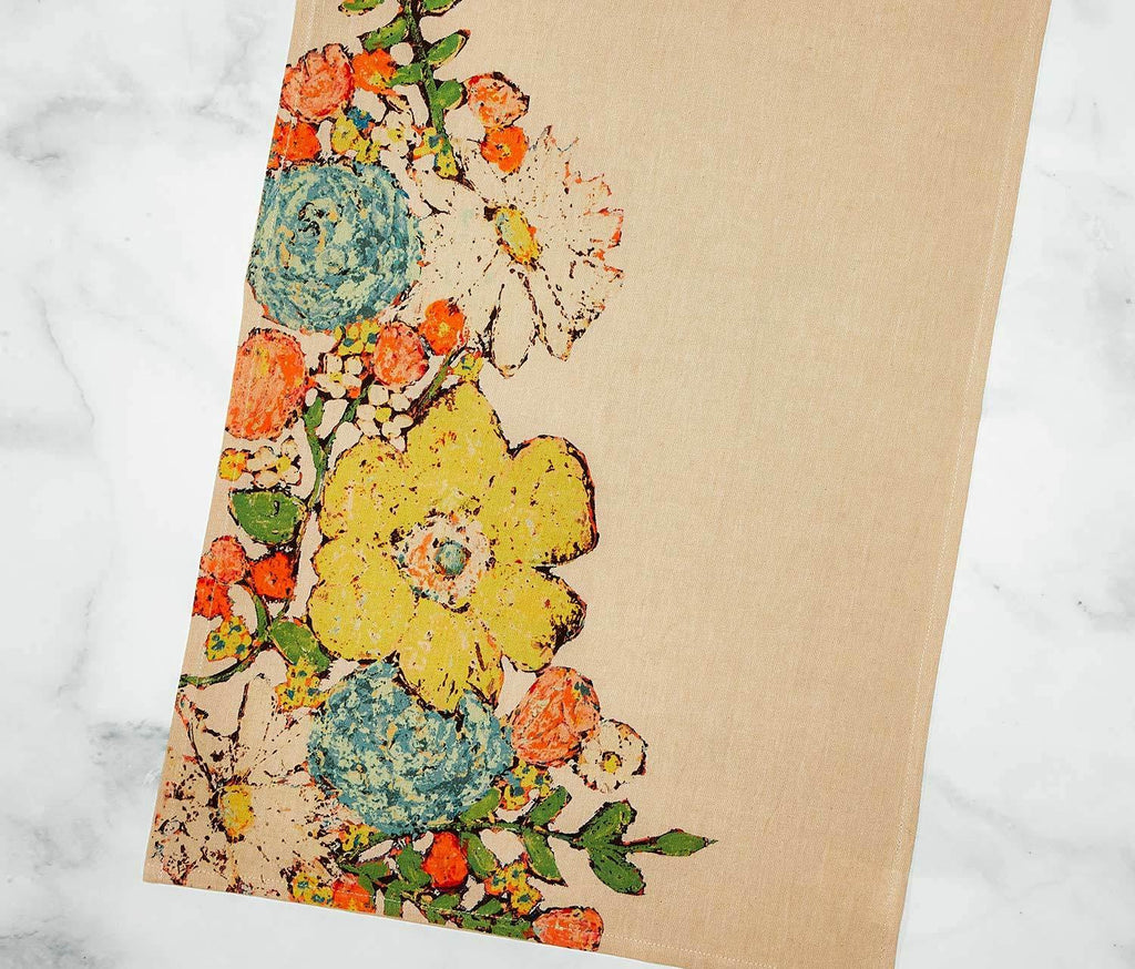 Giverny Garden Tea Towel Collection: Set of 3 - Lollygag.co
