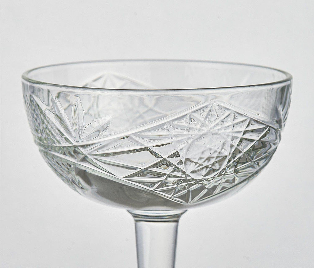 LIBBEY- Hobster Coupe /Champagne Cocktail Glass - Set of 2 - lollygag
