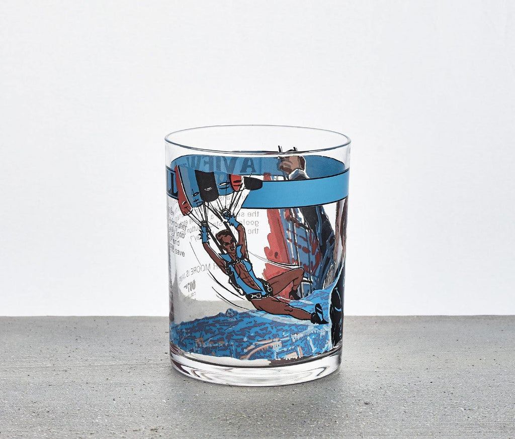 James Bond 007 A View To A Kill Tumbler : Mint/ Vintage - lollygag