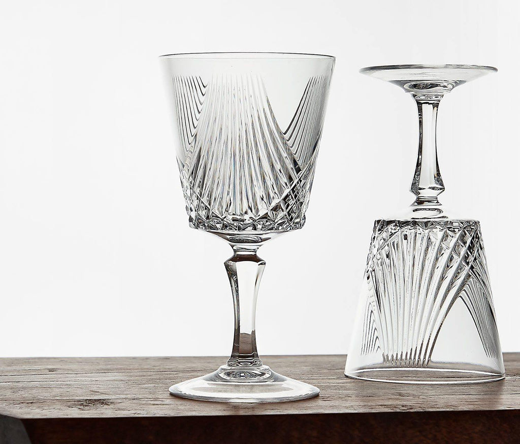 Lamour Cordial/Wine Glasses Set
