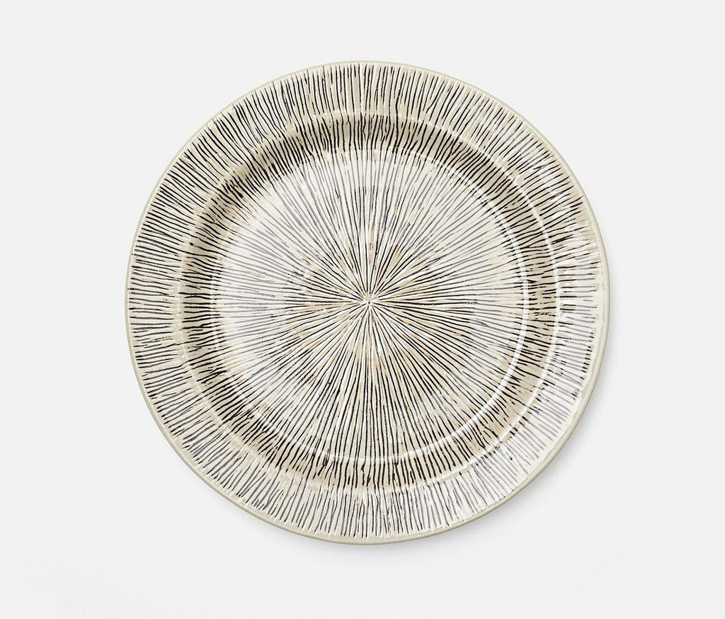 Nolan Broken Lines Dinner Plates - Set of 2 - lollygag