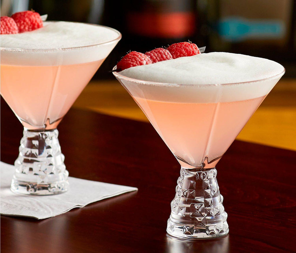 The Rebel Martini/ Cocktail Glass - Set of 2 - lollygag