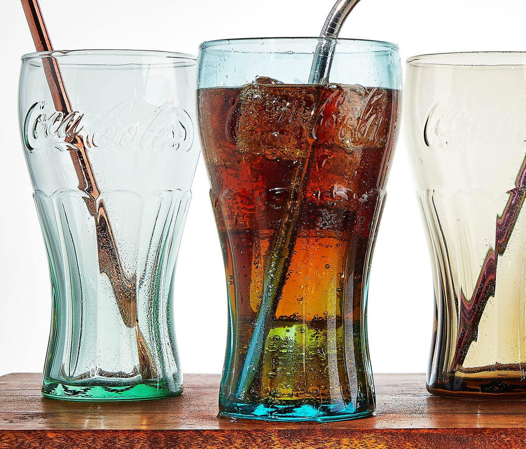 Rainbow Coca Cola Mugs
