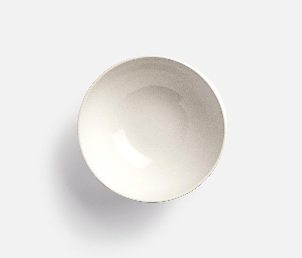 Shell Bisque Eggshell White Small Bowl - Set of 2 - lollygag