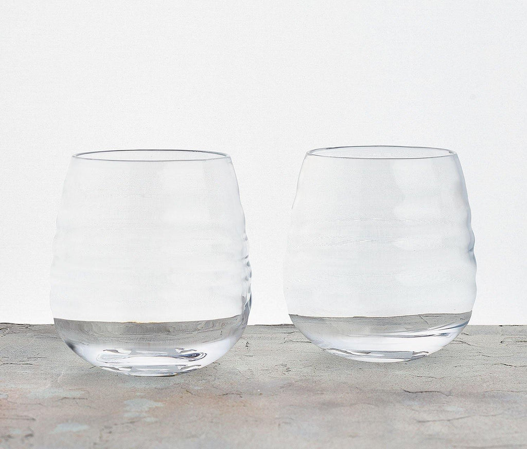 Sophie Conran Beehive Glass: Set of 2 - lollygag