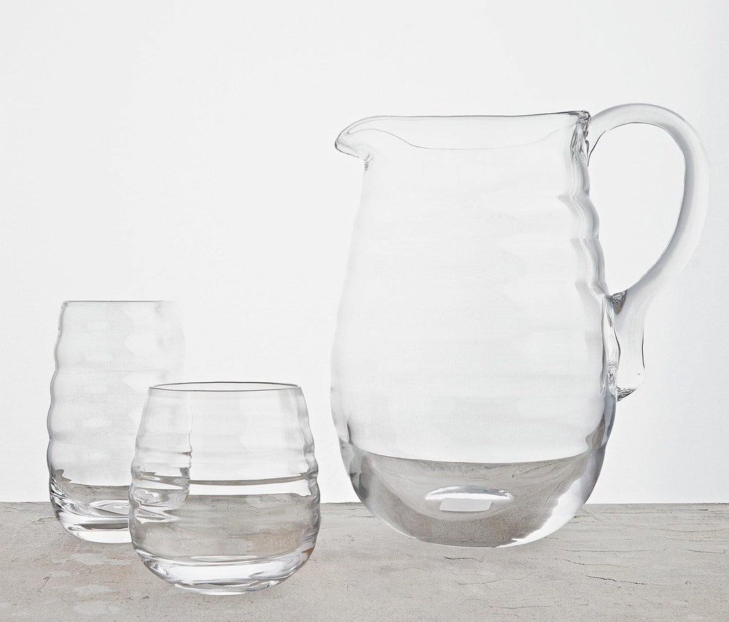 Sophie Conran Glass Large Pitcher - lollygag