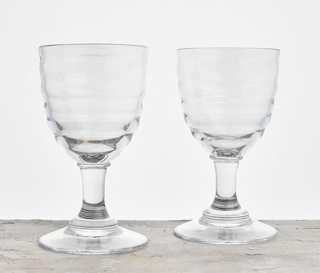 Sophie Conran Heavy Wine Glass : Set of 2 - lollygag
