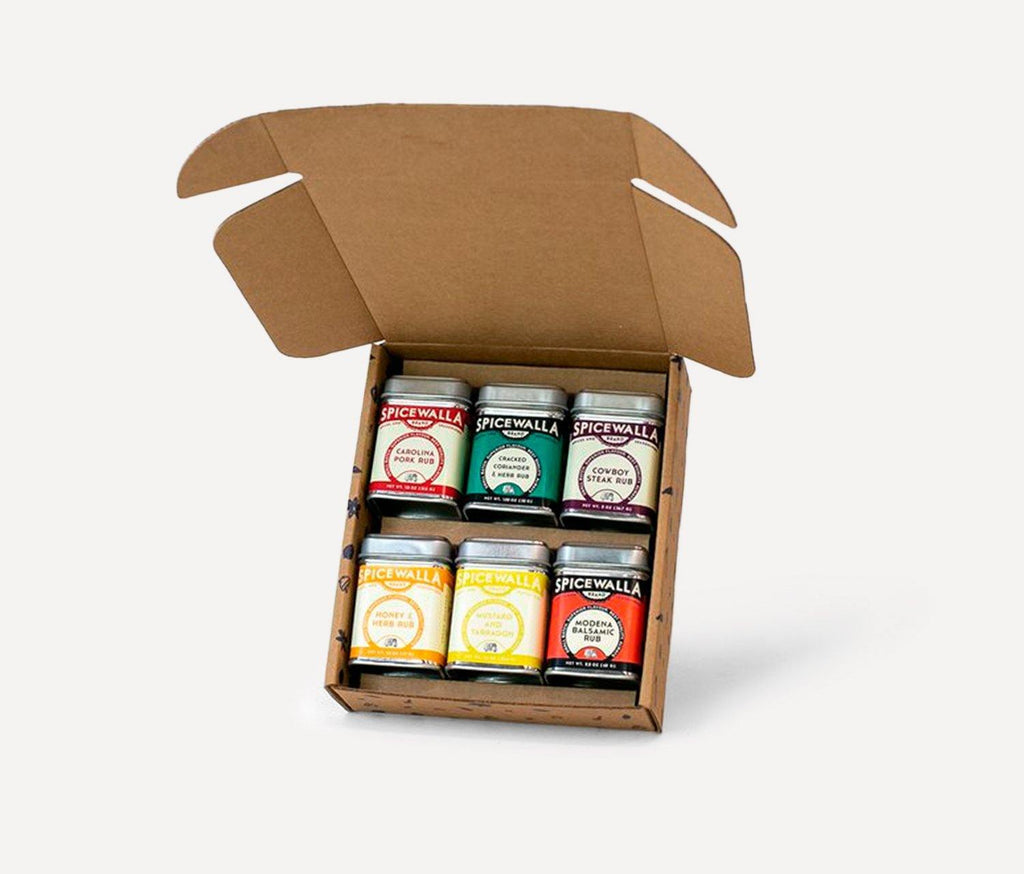 Grill & Roast Collection- 6 Pack by Spicewalla - lollygag