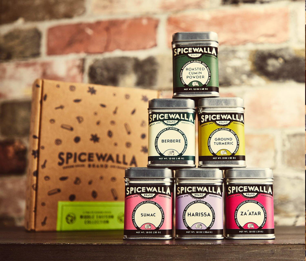 Middle Eastern Collection- 6 Pack by Spicewalla - lollygag
