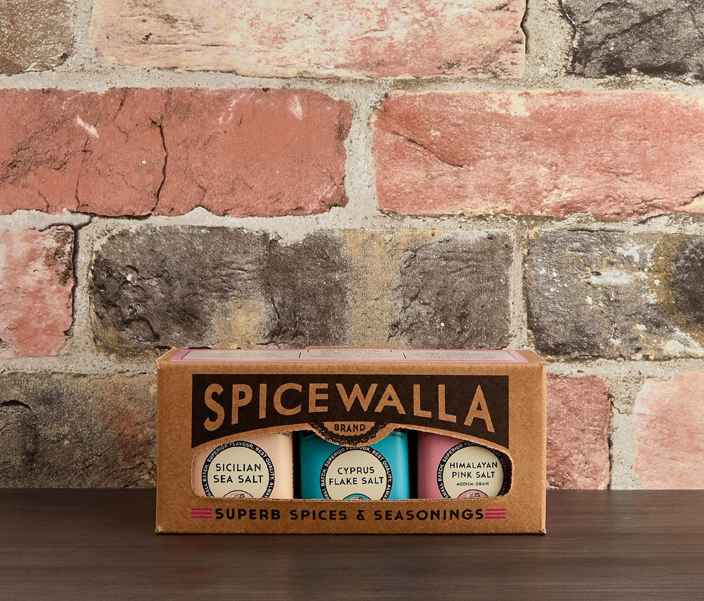 Salt Collection 3 Pack - by Spicewalla - lollygag