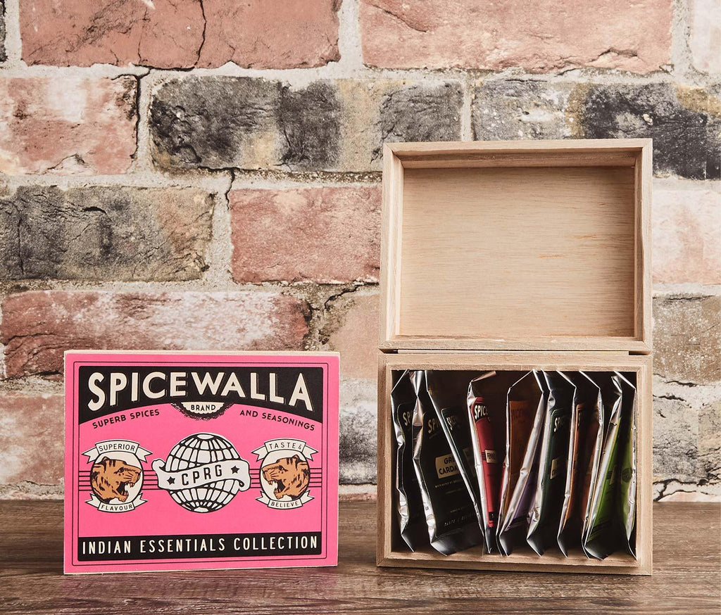 Indian Essentials Tasting Collection - By Spicewalla - lollygag