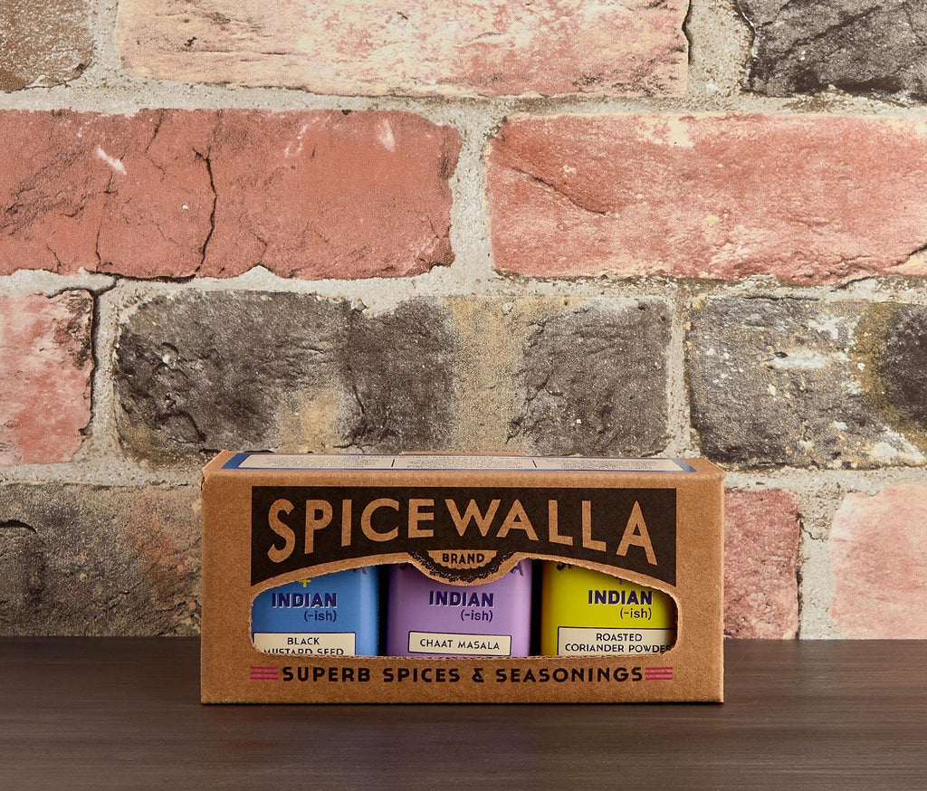 Indian-ish collection 3 Pack - by Spicewalla - lollygag