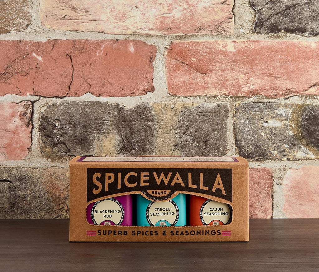 Louisiana Collection 3 Pack - by Spicewalla - lollygag