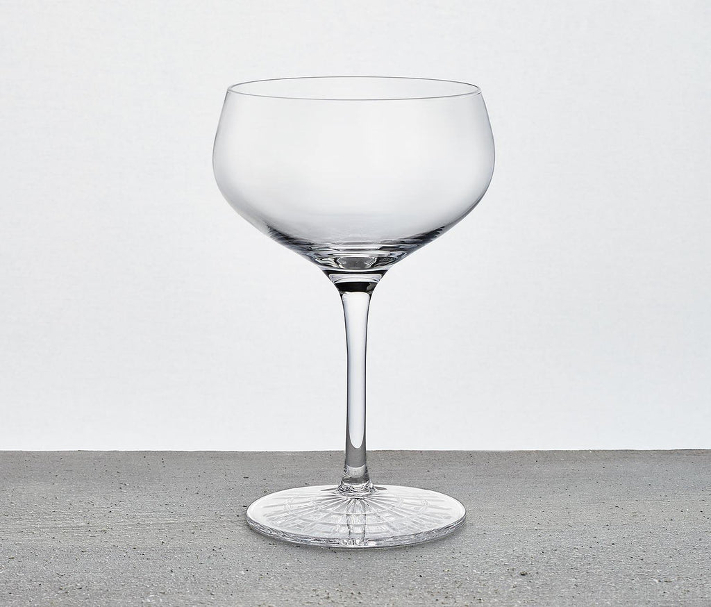 The Gatsby Coupette Champagne/Cocktail Glass - Set of 2 - lollygag