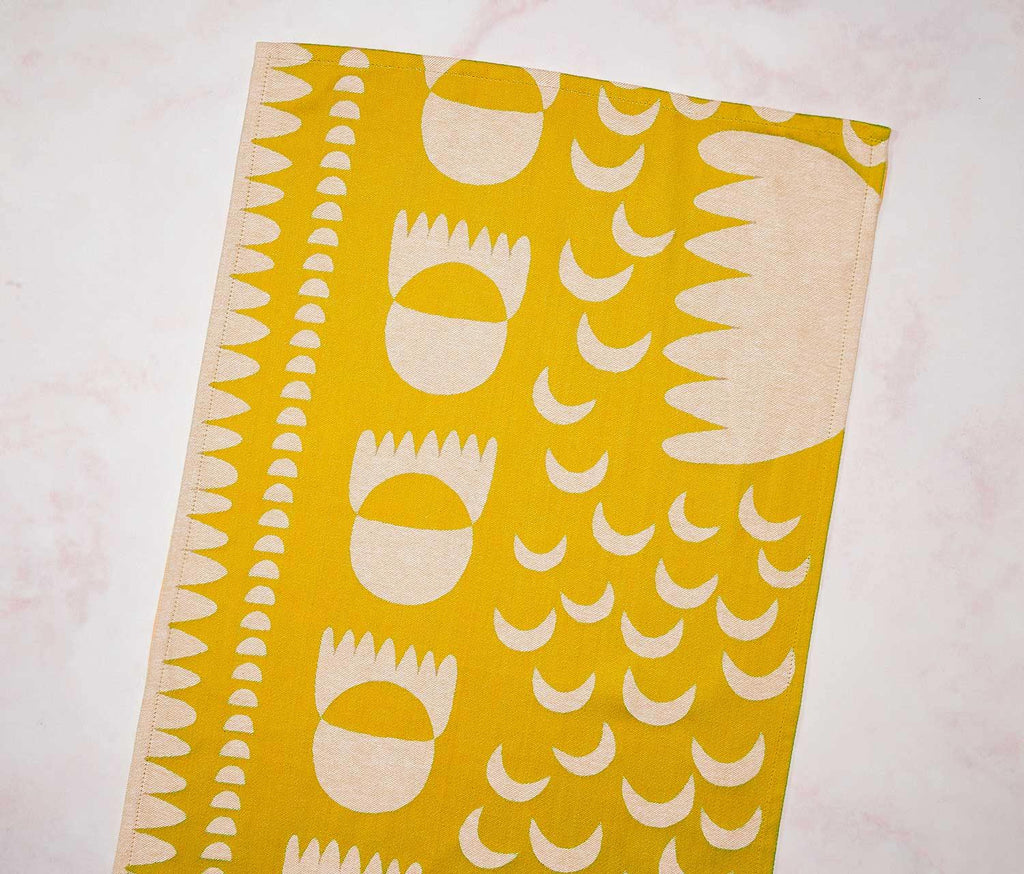 Sunshine Jacquard Kitchen/Dish Towels by Danica Studio - lollygag