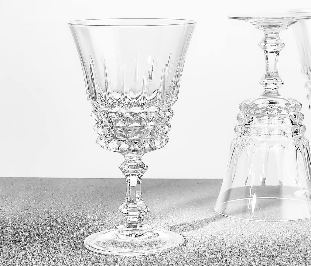 Vintage Wine Glasses - lollygag