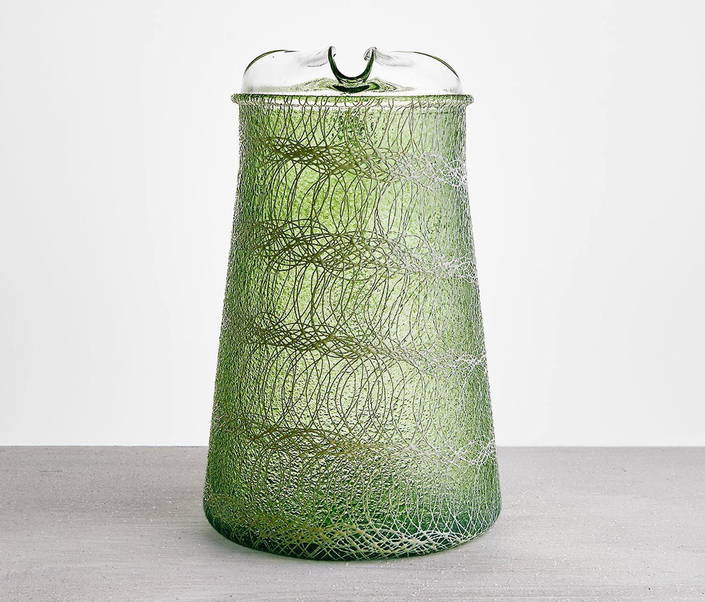 Spaghetti String Pitcher in Melon - lollygag