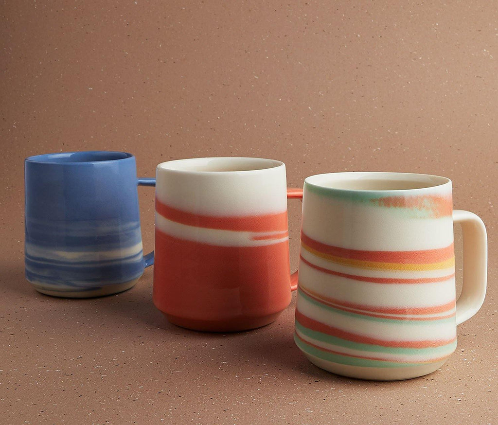 Candy Taffy Mugs : Clay Factor - lollygag