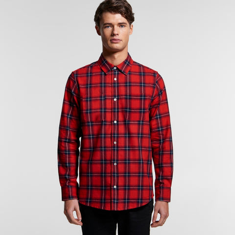 AS Colour Plaid Shirt