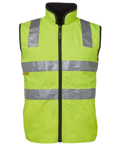 JB's Hi Vis Day + Night Reversible Vest