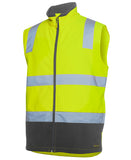 JB's Hi Vis Day + Night Water Resistant Soft Shell Vest