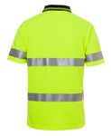 JB's Hi Vis S/S Day + Night Traditional Polo