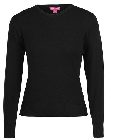 JB's Ladies Corporate Crew Neck Jumper