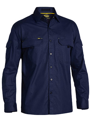 Bisley X Airflow Ripstop Work Shirt