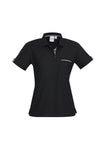Biz Ladies Edge Polo