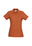 Biz Ladies Crew Polo