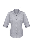 Biz Ladies Trend 3/4 Sleeve Shirt