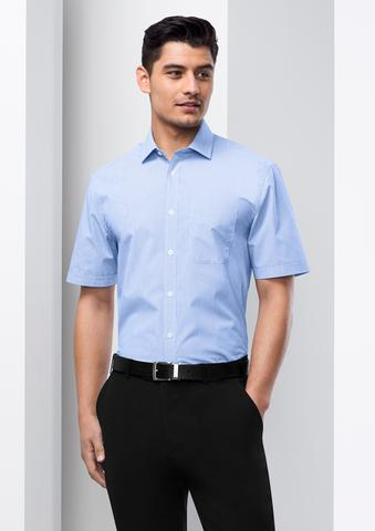 Biz Euro Short Sleeve Shirt