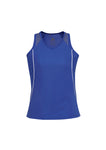 Biz Ladies Razor Singlet