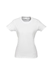 Biz Ladies Ice Tee