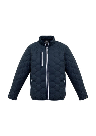 Syzmik Hexagonal Puffer Jacket