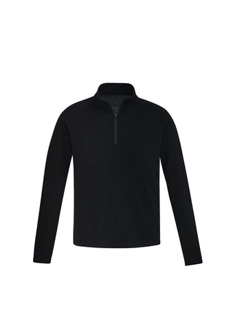 Syzmik Merino Wool Mid-Layer Pullover