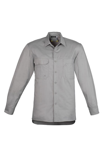 Syzmik Lightweight Tradie Shirt - Long Sleeve