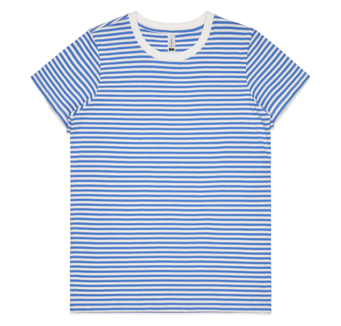AS Colour Ladies Stripe Tee