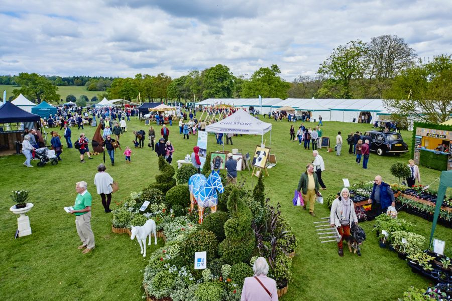 Weald of Kent Country Craft Show - Tonbridge: 4th - 6th May
