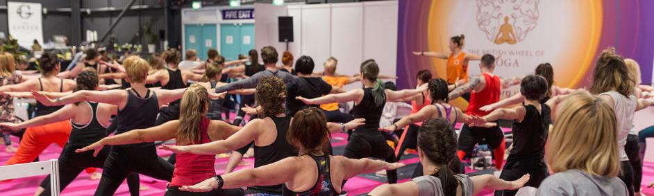 Om Yoga Show - London: Friday 18th - Sunday 20th October