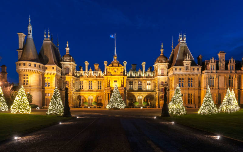 Waddesdon Manor Christmas Carnival: 16th November - 22nd December