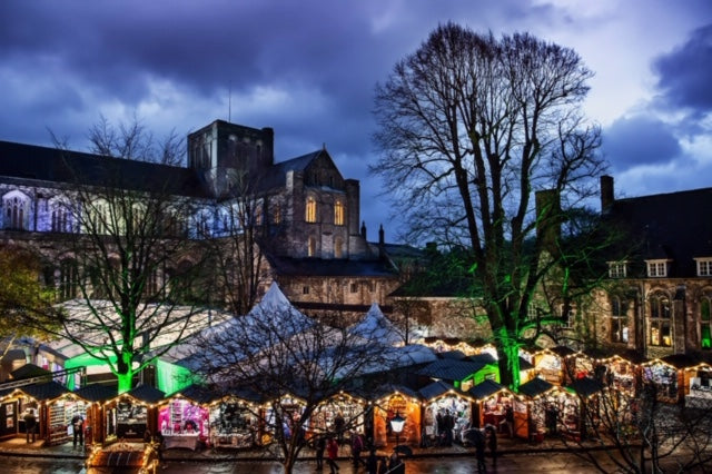 Winchester Cathedral Christmas Market: 21st November - 22nd December