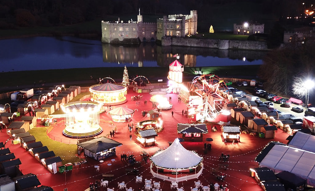 Leeds Castle at Christmas - Kent: 23rd November - 15th December