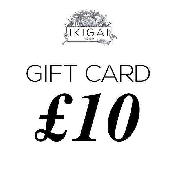 Gift Card £10