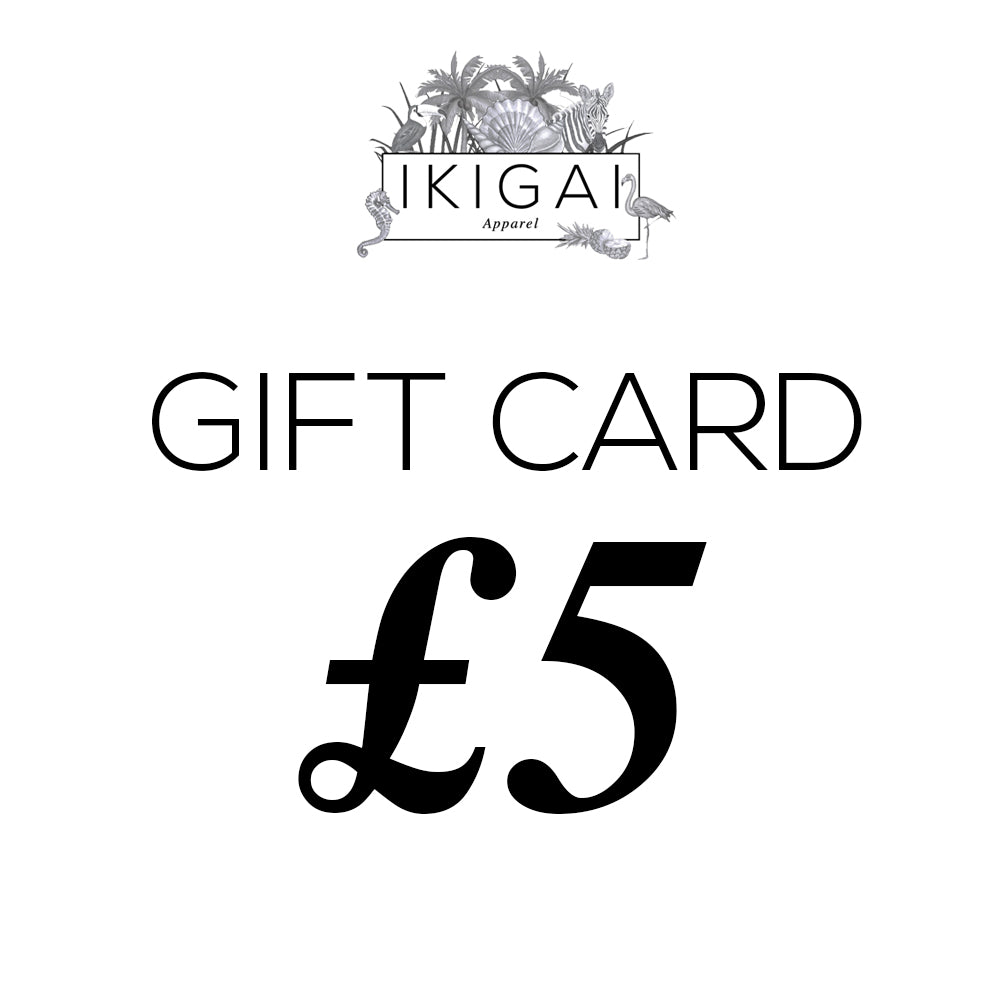 Gift Card £5
