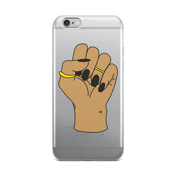 EQUAL iPhone Case