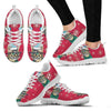 Bengal Cat Christmas Running Shoes For Women- Free Shipping-Paww-Printz-Merchandise