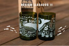 Pack de 1 vaso GREEN GLASS + 1 Kit de Bombilla GLASHALM